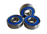 Stainless Steel Rubber Sealed Bearings