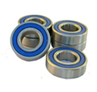 Mountain Board Skate Reducer Bearings - 9.5mm x 28mm - Set of 8