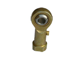 M6 x 1.0 - 6mm Female Left Hand Thread Rod End Bearing - PHS6L