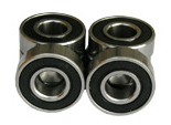 American Classic 350 Rear Wheel Bearings - Set of 4